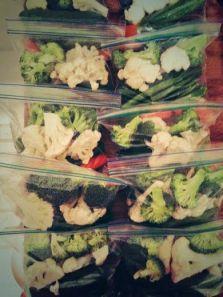 veggie packs